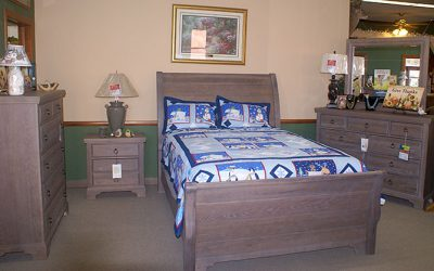 7 Piece Bedroom Suite  by Vaughan-Bassett