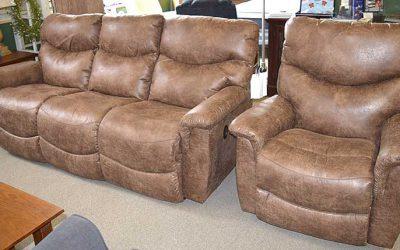 La-Z-Boy Matching Sofa and Chair