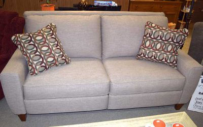 Duo-Reclining Sofa