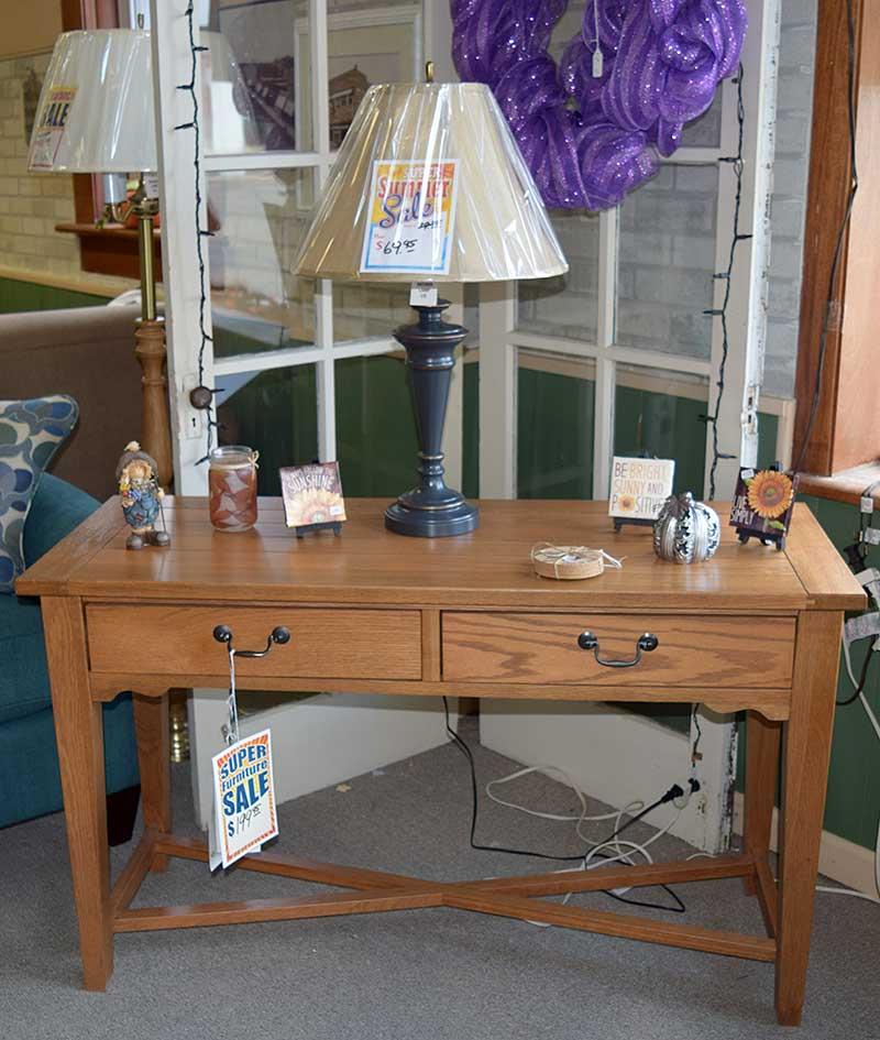 Vaughan Bassett Sofa Table Ks Builta