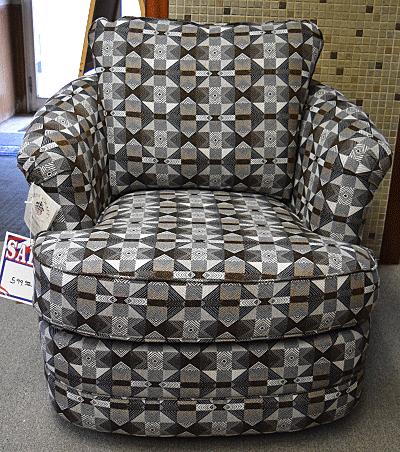 Best Craft Barrel Chair