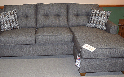 91″ Sofa Lounger