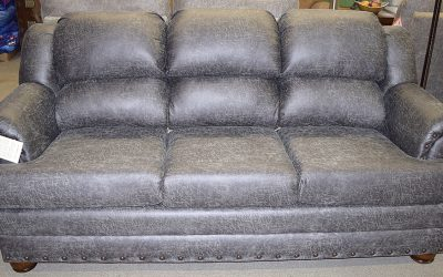83″ Sofa with Nail Head Trim