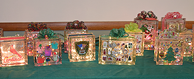 Decorative Light Blocks