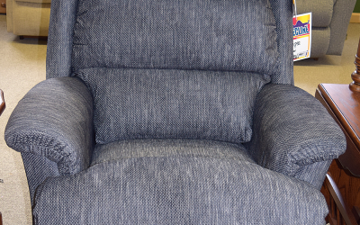 Wall Recliner with High Base